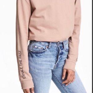 SALE ‼️‼️ h&m long sleeved top